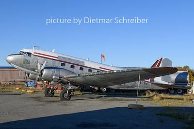 N59314 Douglas DC3
