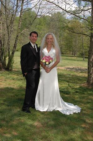 Melissa and Greg  Wedding. Atlanta,Ga.April.2009