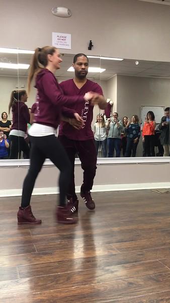 Latin Dance Demos