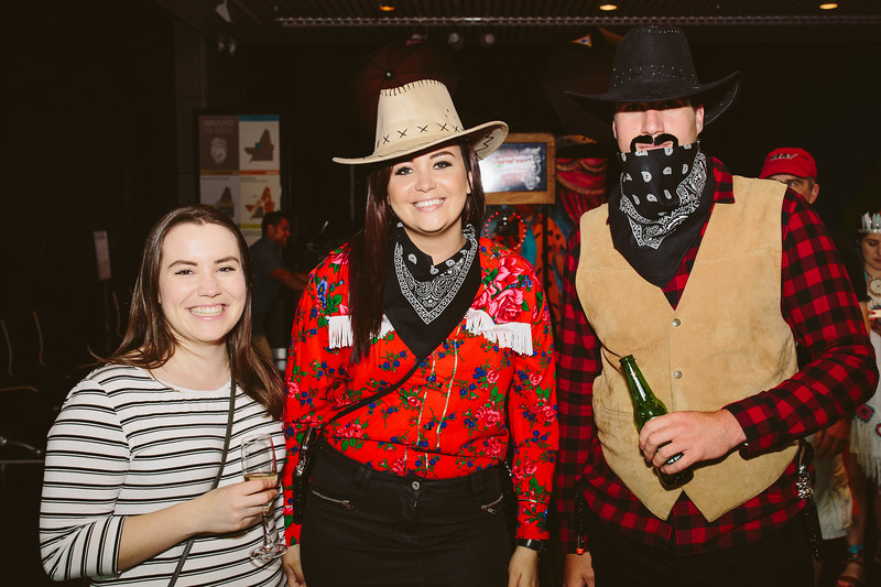 Contact Energy's 2017 Christmas party
