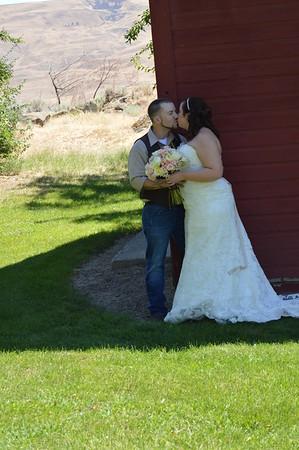 Tyler & Krista Wedding