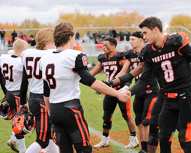 MS - Escanaba Eskimos vs. Alma Panthers football