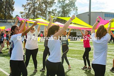 2020 All American Rehearsal - LK