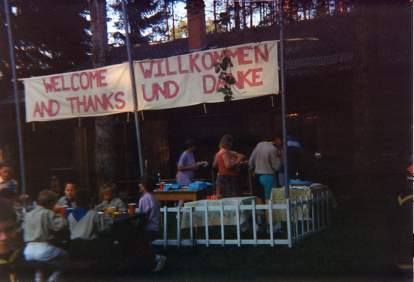 1991-06-29 Scouts Trip to Erlangen Germany
