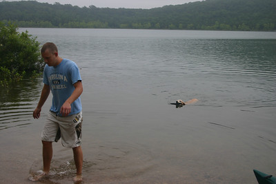 Tablerock Lake 2008