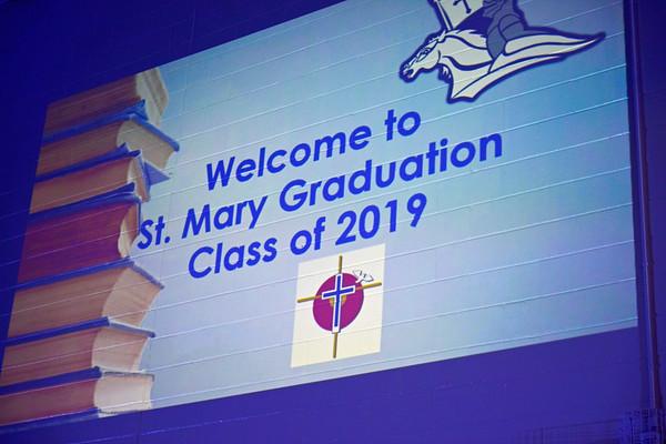 St Marys CHS Graduation 2019