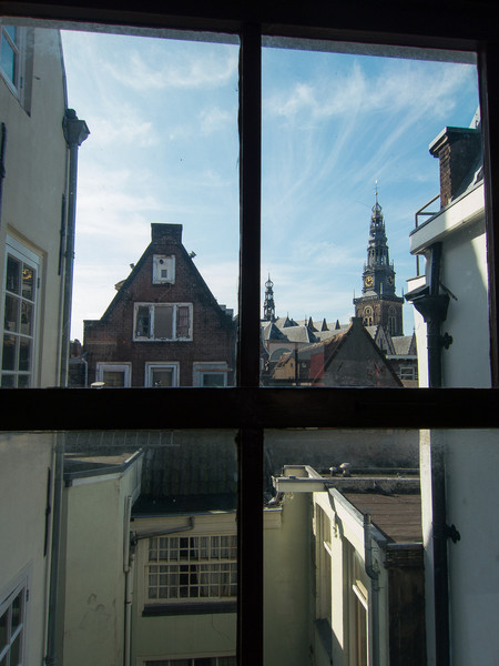 A view from Our Lord in the Attic.