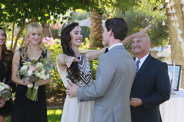 Caroline and Will