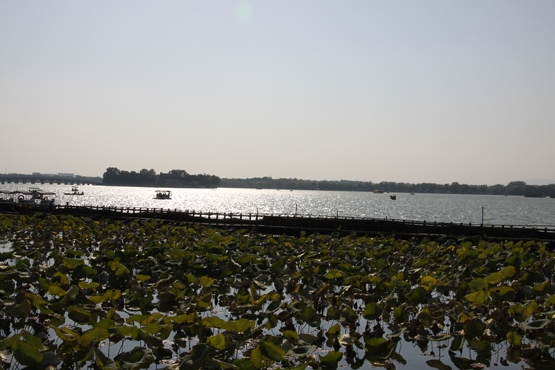 Summer Palace lake