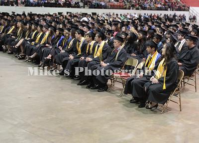 White Hall High School Graduation 2014