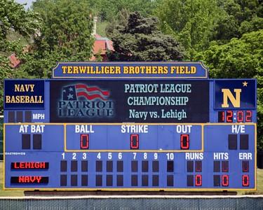 NAVY BASEBALL 5-16-2015