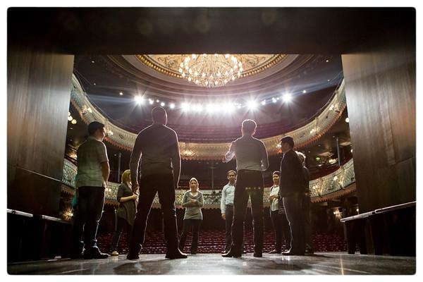 Old Vic Theatre - Booz & Co