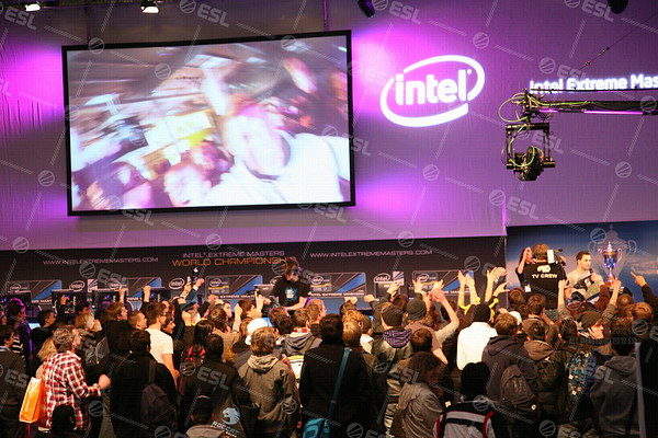 Intel Extreme Masters Cebit 2011