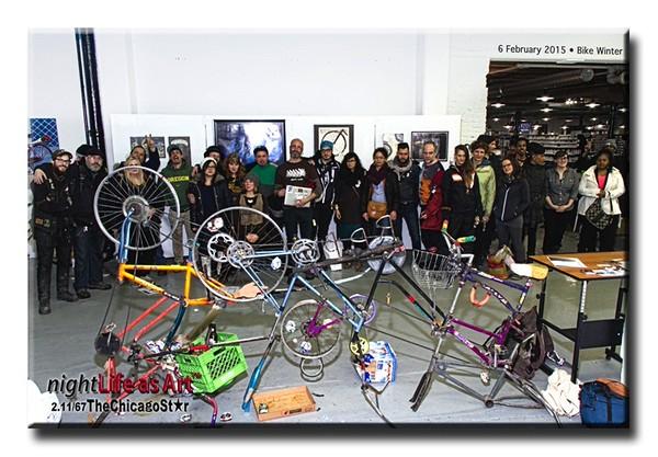 6 Feb 2015 Bike Winter
