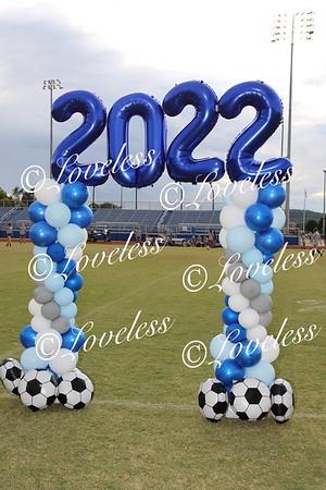 Girls Soccer SENIOR NIGHT 9/16/21