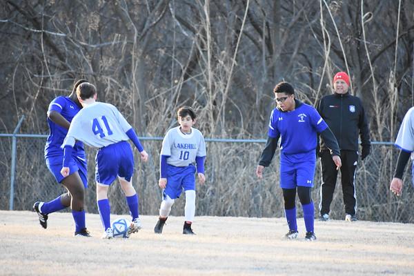 Middle School Soccer vs TCA