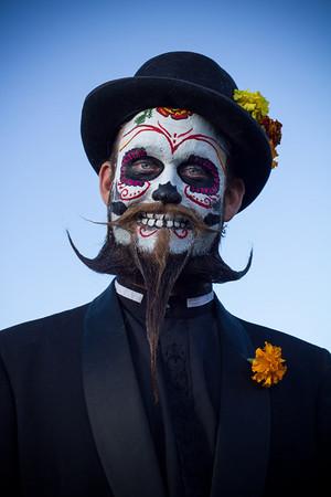 Dia de los Muertos 2013