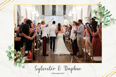Wedding of Sylvester & Daphne