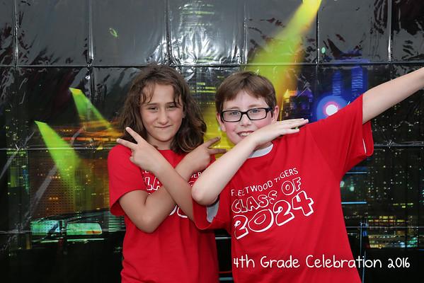 4th Grade Celebration 2016