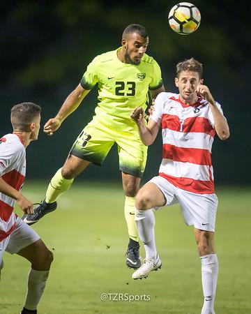 OU Men's Soccer vs. Dayton 9/18/2018