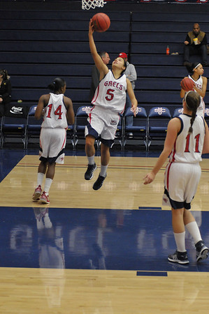 St. Mary's Lady Gaels vs CSU Bakersfield by Jim King - 16 Dec 2009