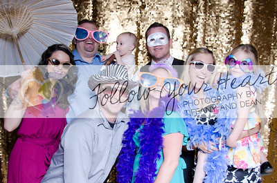 Stacy & Brian Reception | Photo Booth