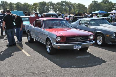 Orchard Beach Classic Car Show 9-19-2010
