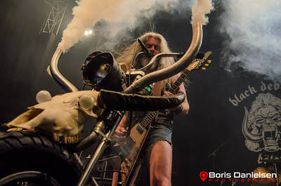 Black Debbath @ Tons Of Rock Festival 2016.