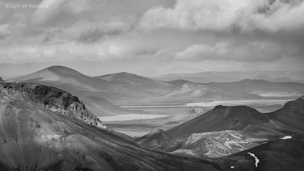 Landmannalaugar's Shades