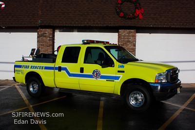 Fairton Fire Co. Cumberland County, Brush 16-06