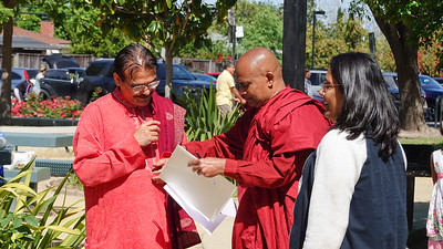 Sri Lanka Memorial Service,  Milpitas , California