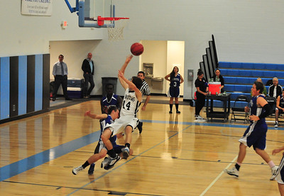 Veritas V Thunderbird Basketball 11-28-12