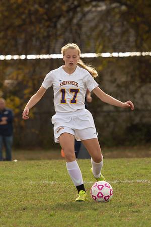 Rhinebeck Girls Soccer 2015