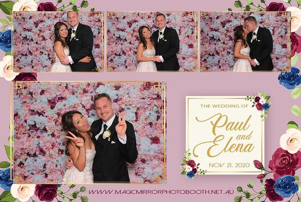 Elena & Paul's Wedding - Crowne Plaza, Hawkesbury Valley