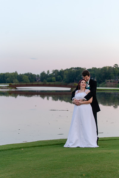 Jen & Jordan | MacGregor Downs Country Club Wedding