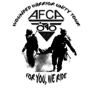 Wounded Warrior Unity Ride For Richmond Fisher House