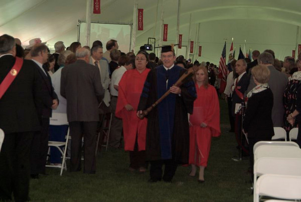"Albright College Graduation ""07"
