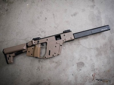 Kriss Vector CRB (Featureless)