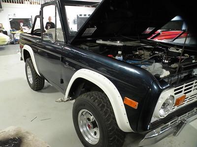 Herb's 76 Bronco