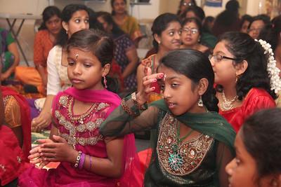 Navarathiri Pooja at NDC