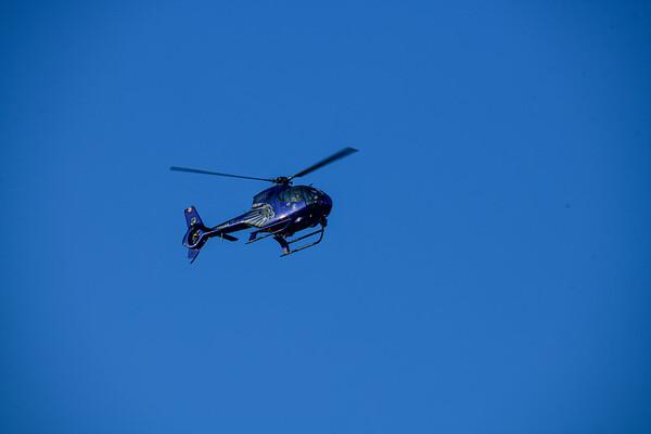 7-8-19 Calgary Police - Hawks Helicopter