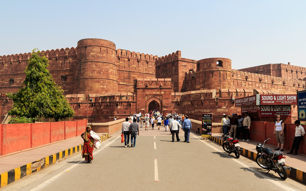 UNESCO World Heritage Sites in India: Agra Fort