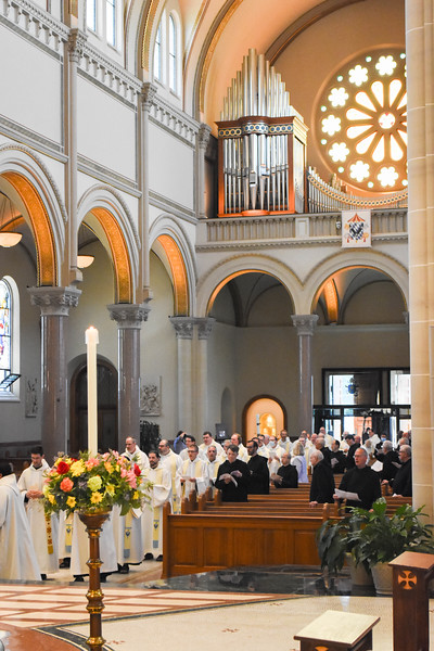 2020 Archabbot Martin Bartel Blessing  Bishop Edward C. Malesic of the Diocese of Greensburg presided at the Blessing of Archabbot Martin de Porres Bartel, O.S.B., as the twelfth Archabbot of Saint Vincent Archabbey on July 10, 2020.