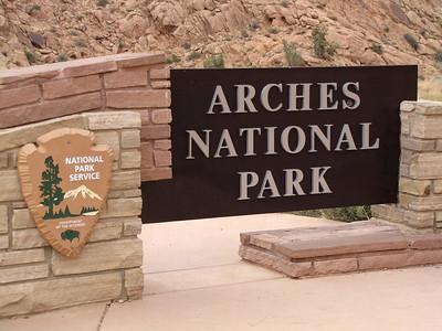 National Parks Passport Photos