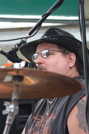 2011 Jim Johnsons Band at Leanas