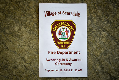 SFD SWEARING-IN & AWARDS 9-19-18