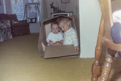 Dobbs Family - 1968