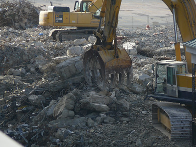 Sands Demolition (2007)