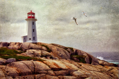 Peggy's cove