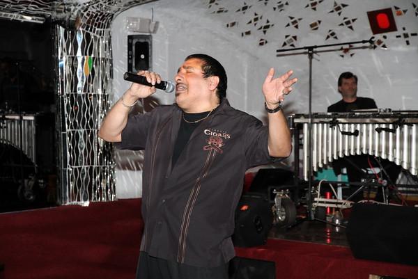 Maverick's Flat Presents Latin Jazz Night - Bob DeSena 1-6-2011